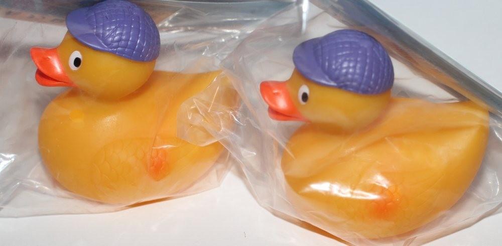 Canards de bain avec...