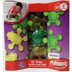 Jouet Lil'Links Tortues et grenouilles 'Playskool'