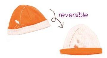 Bonnet réversible 'mandarin...