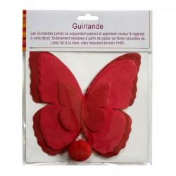 Guirlande 'Papillon' LAMALI