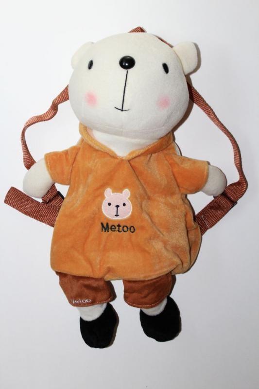 Sac à dos  'Métoo' ours brun