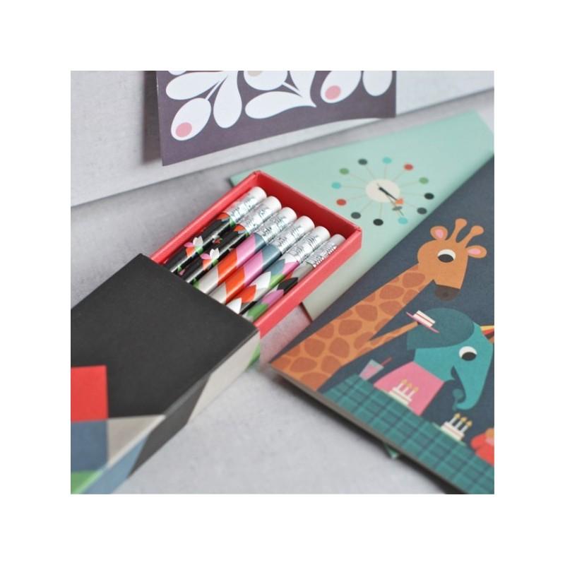 Coffret crayons
