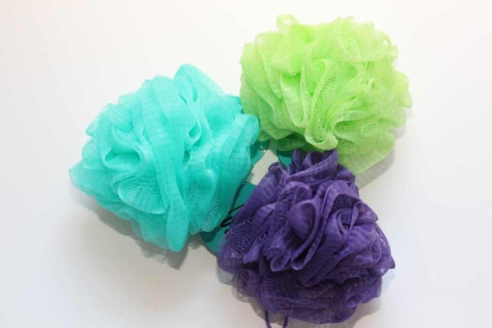 Fleurs de bain-Ensemble de 3