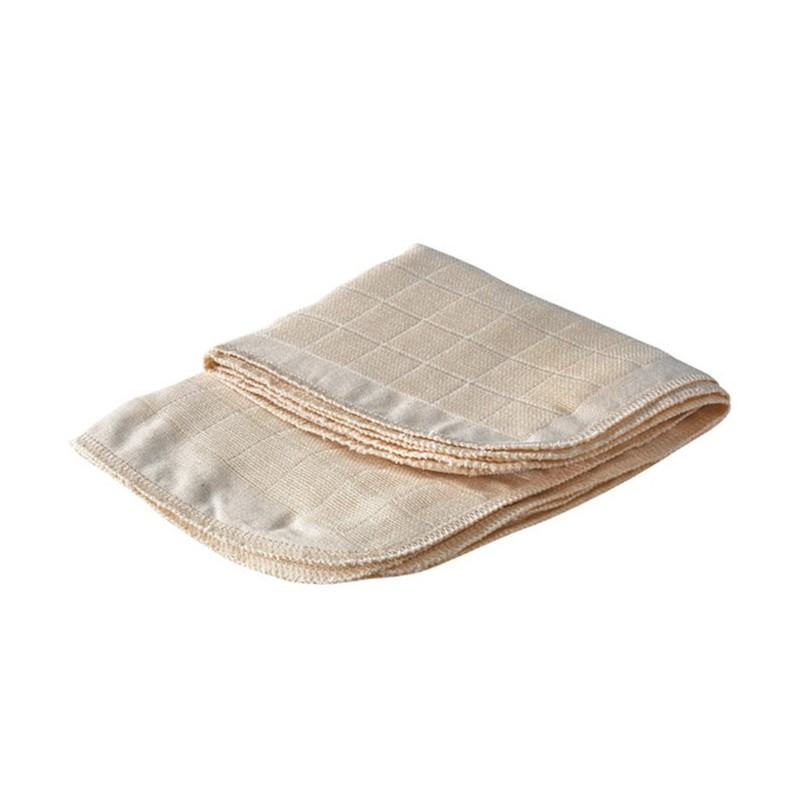 Lot de 6 serviettes à langer Ecodis