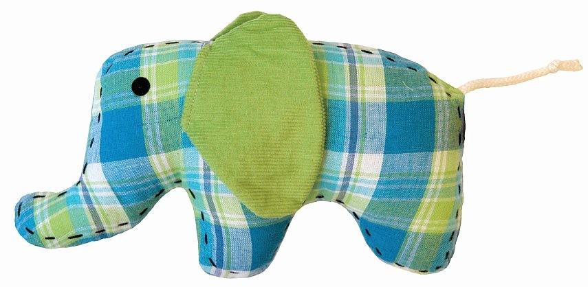 Doudou petit éléphant...