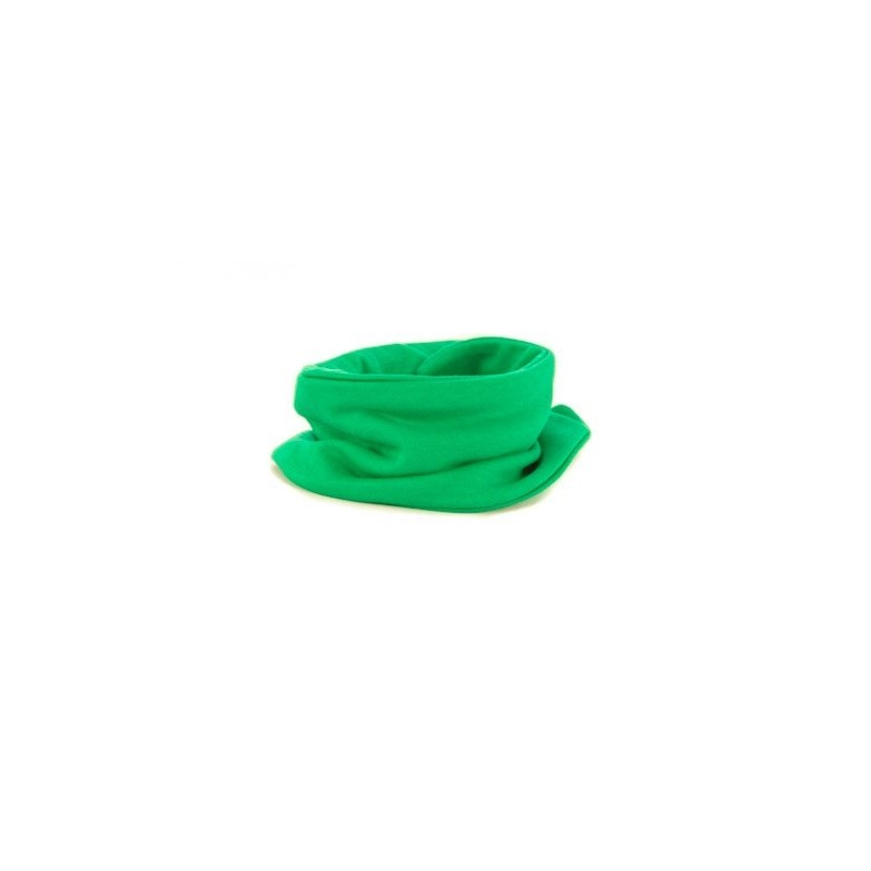 Bavoir protège cou vert