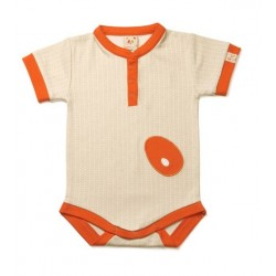 Body 'mandarin orange' 6-12 mois