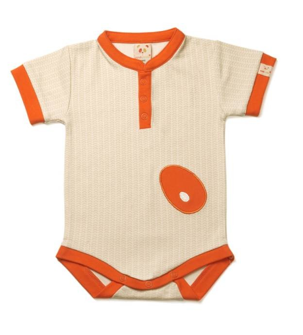 Body 'mandarin orange' 6-12...