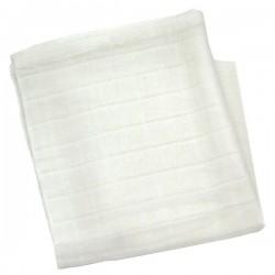 Lange en coton blanc  King Bear