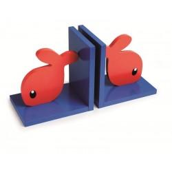 Serre livres poisson
