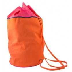Sac à dos de sport  Orange-Rose