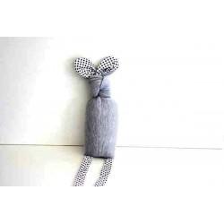 Doudou Bunny Gris