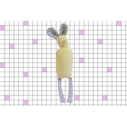 Doudou Bunny Jaune