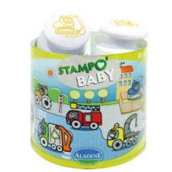 Tampons pour enfant  Stampo Baby -engins-