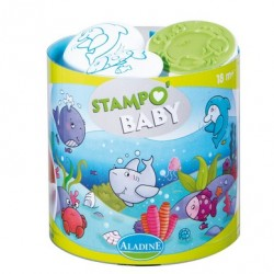 Tampons pour enfant  Stampo Baby -mer-