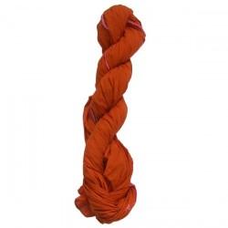 Echarpe Chech modèle Julia orange