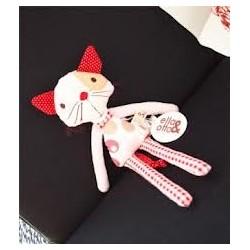 Doudou 'Kitty the Cat' 27 cm