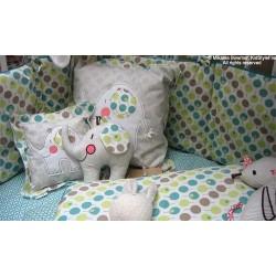 Doudou 'éléphant' de Ella&Otto