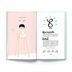 Livre 'Ta première année' ABCdaire de naissance