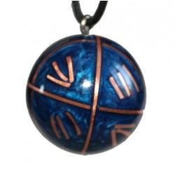 Bola de grossesse 39 zen 39 bleu - Quand porter un bola de grossesse ...