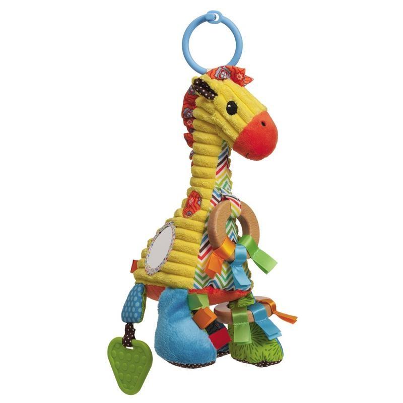 Girafe d'activités à suspendre