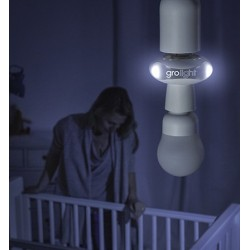 Veilleuse GRO-LIGHT 2 en 1