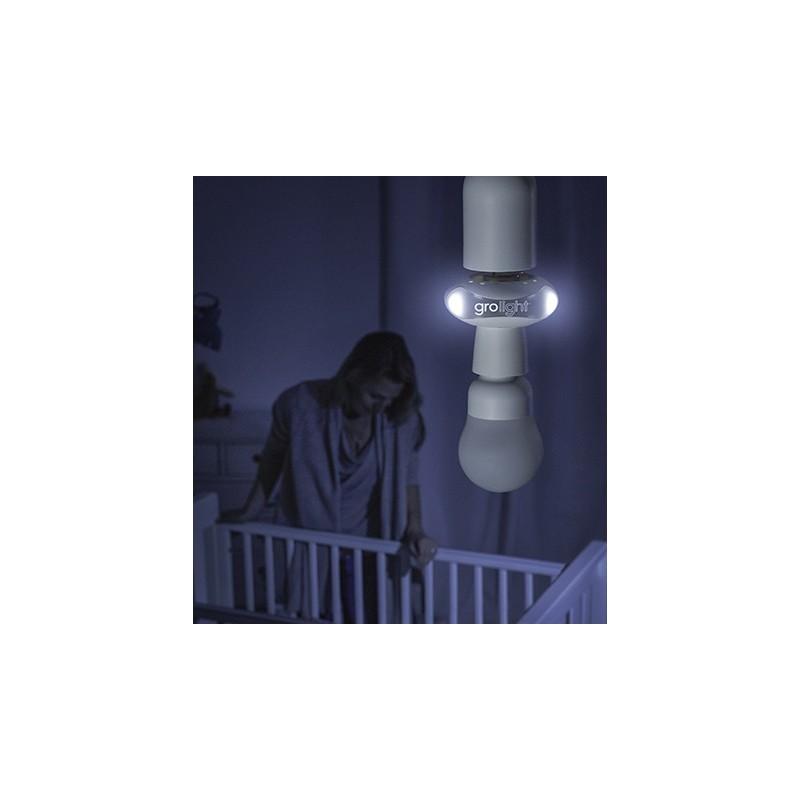 Veilleuse GRO-LIGHT 2 en 1