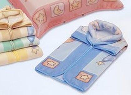 Baby sac-Nid d'ange bleu...