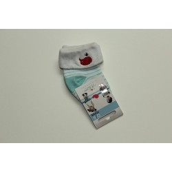 Chaussettes 'Twinday'  0-6 mois