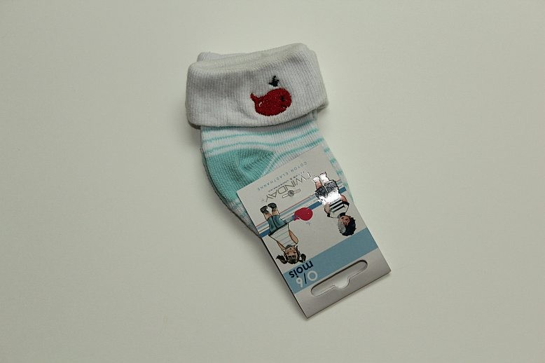 Chaussettes 'Twinday'  0-6...
