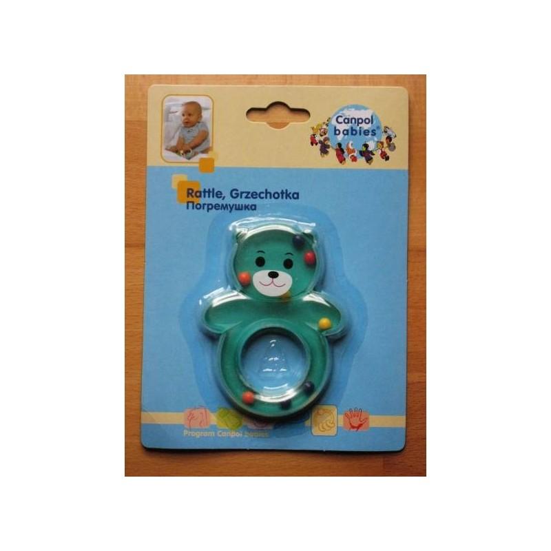 Hochet 'koala' pour bébé dès 3 mois (vert)