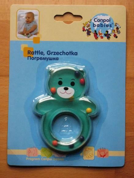Hochet 'koala' pour bébé...