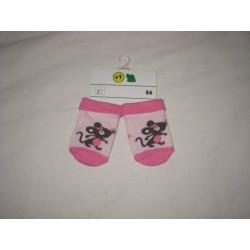 Petites chaussettes motif 'Souris'