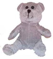 Mon petit ours gris 'Pluchon'