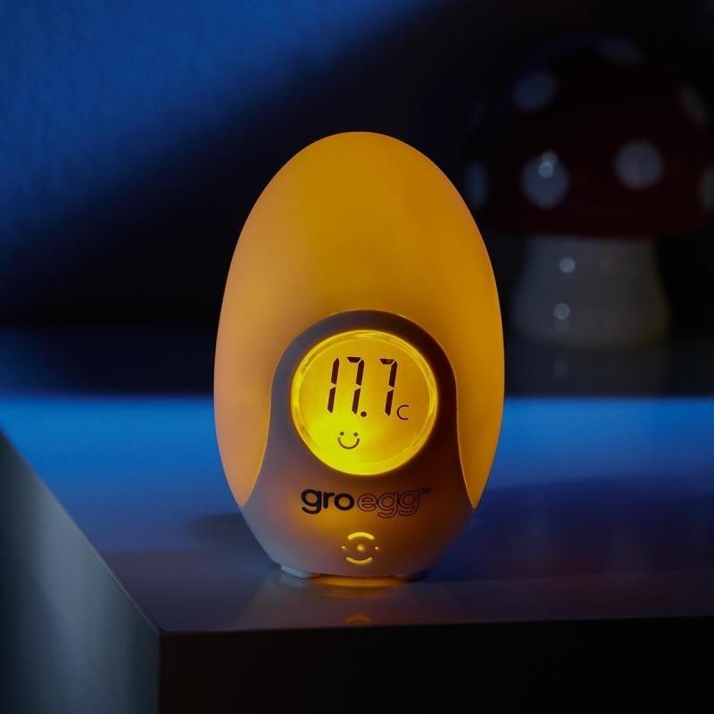 Veilleuse thermomètre GRO-EGG The Gro Company