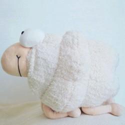 Peluche 'Mouton Nuage'