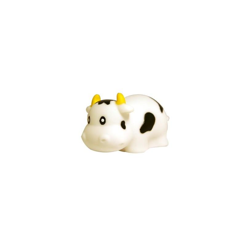 Petite vache de bain