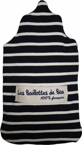 Bouillotte marinière marine...