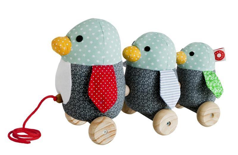 Famille de pingouins 'GUFO'...