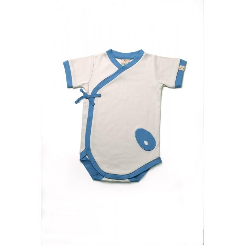 Body Kimono 'Riviera bleu' 6-12 mois