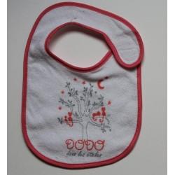Bavoir naissance  Dodo dans les Etoiles