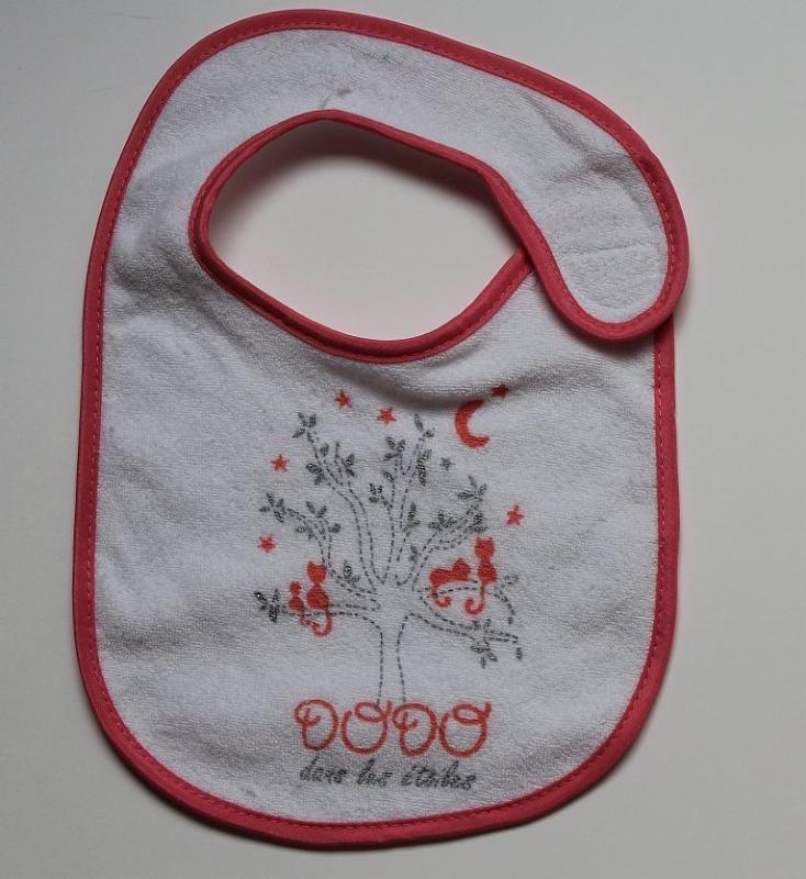 Bavoir naissance  Dodo dans...