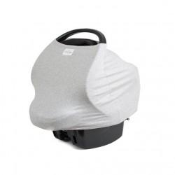 Protection en coton extensible multifonction Gris