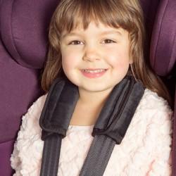 Protection de sangle de sécurité de harnais siège auto