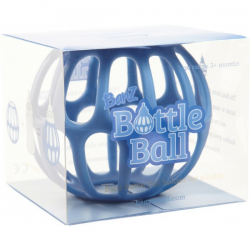 Porte biberon 'Bottle Ball' bleu