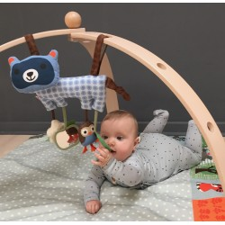 Portique d'activités Baby Gym