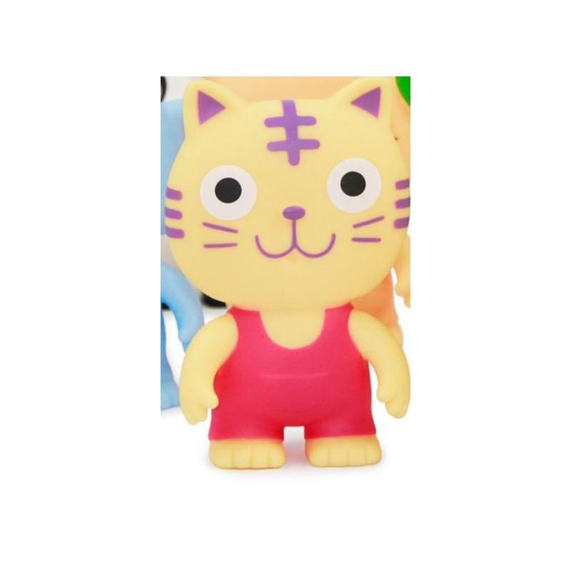 Jouet chat en plastique 'Toyroyal' dès 6 mois