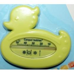 Thermomètre de bain forme canard