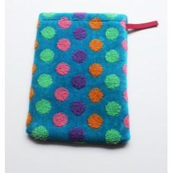 Gant de toilette en coton  'Colorful na Mizutama'