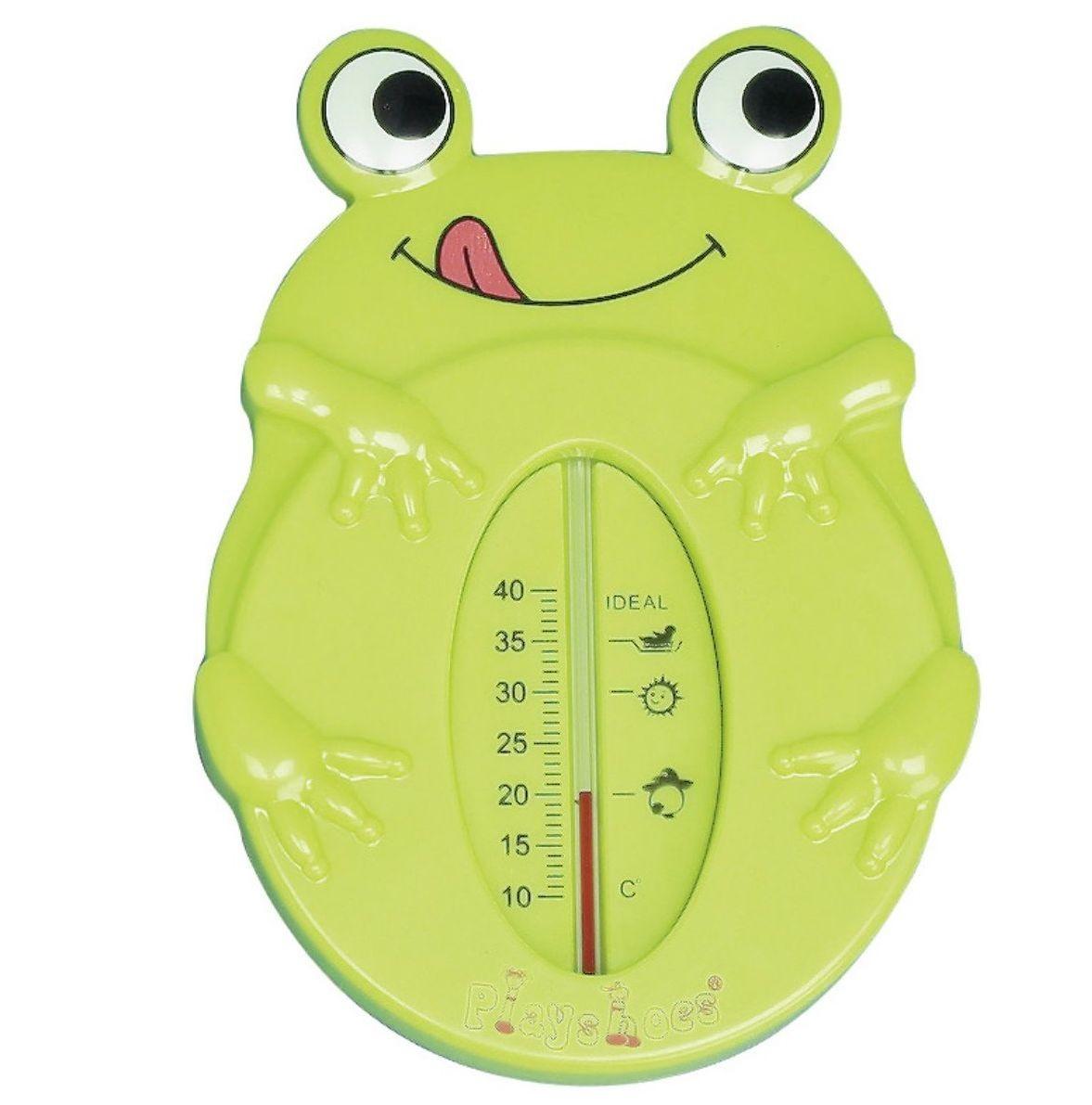 Thermomètre de bain forme...